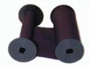 Rapidprint 5650 Purple Cotton Ribbon